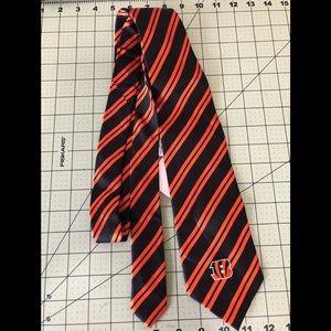 Cincinnati Bengals Designer new football tie 🏈